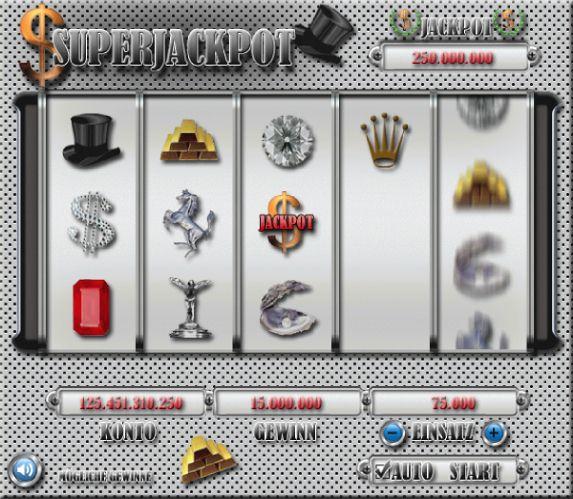 Superjackpot Slot